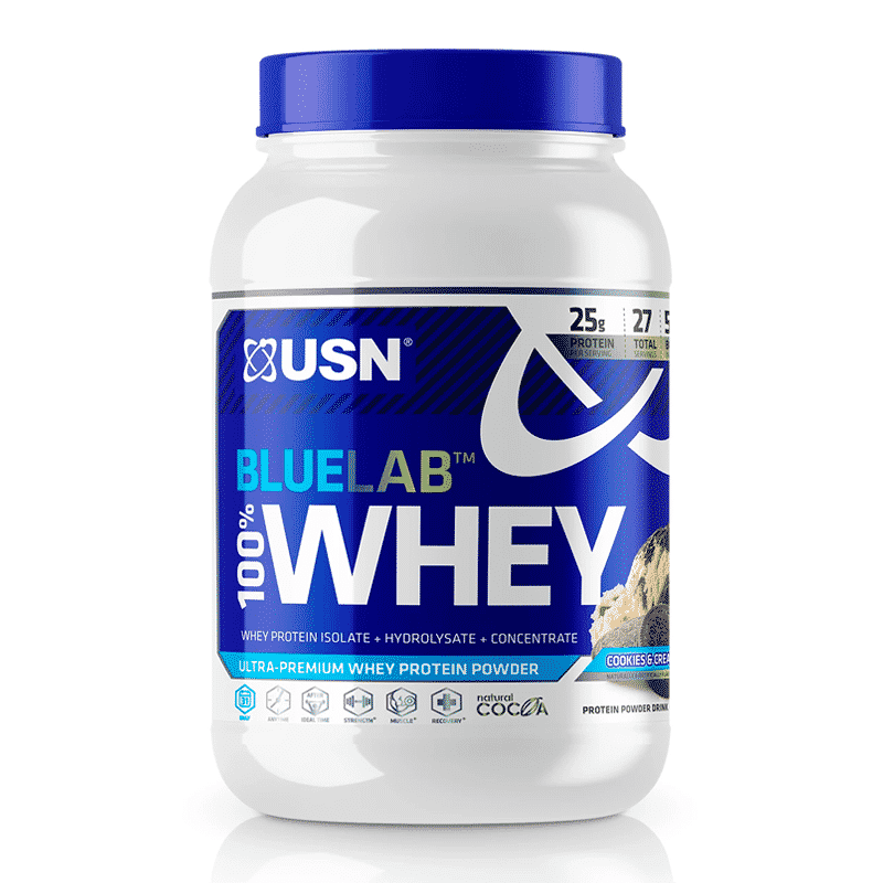 bluelab 100 whey 2 lb cookies and cream