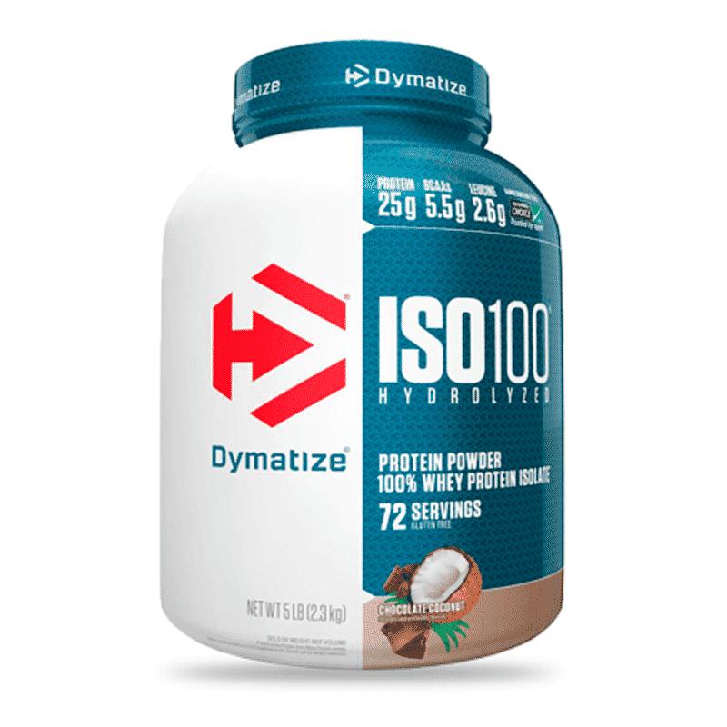 iso 100 hydrolyzed 5lb chocolate coconut