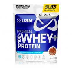 premium 100% whey protein plus chocolate