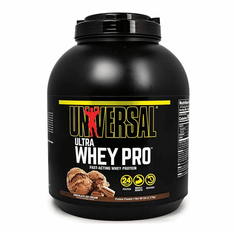 ultra whey pro 5 lb chocolate ice cream