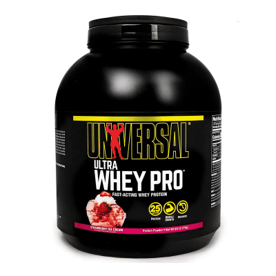 ultra whey pro 5 lb strawberry ice cream