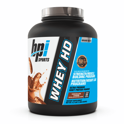whey hd 4,2 lb chocolate cookie