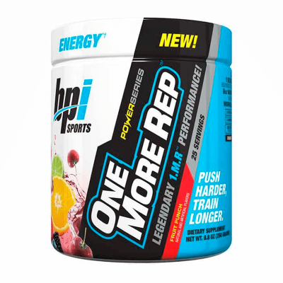 bpi one more rep