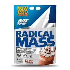 radical mass chocolate milkshake