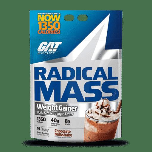 radical mass chocolate milkshake