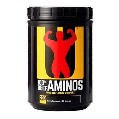 universal nutrition 100% BEEF beef aminos