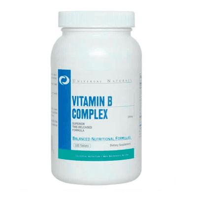 universal nutrition vitamin b complex