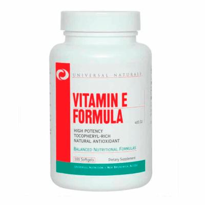 universal nutrition vitamin e formula