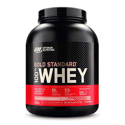 optimum nutrition gold standard 100 whey 5 lb