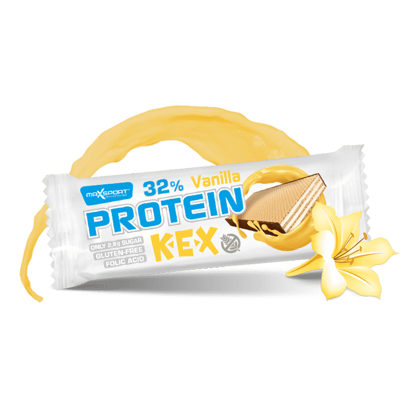 max sport protein kex vanilla