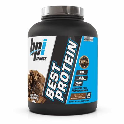 best protein chocolate brownie bpi sports