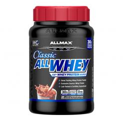 classic allwhey chocolate allmax