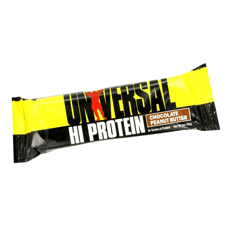 hi protein chocolate peanut butter universal