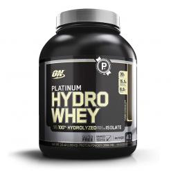 platinum hydro whey turbo chocolate optimum nutrition