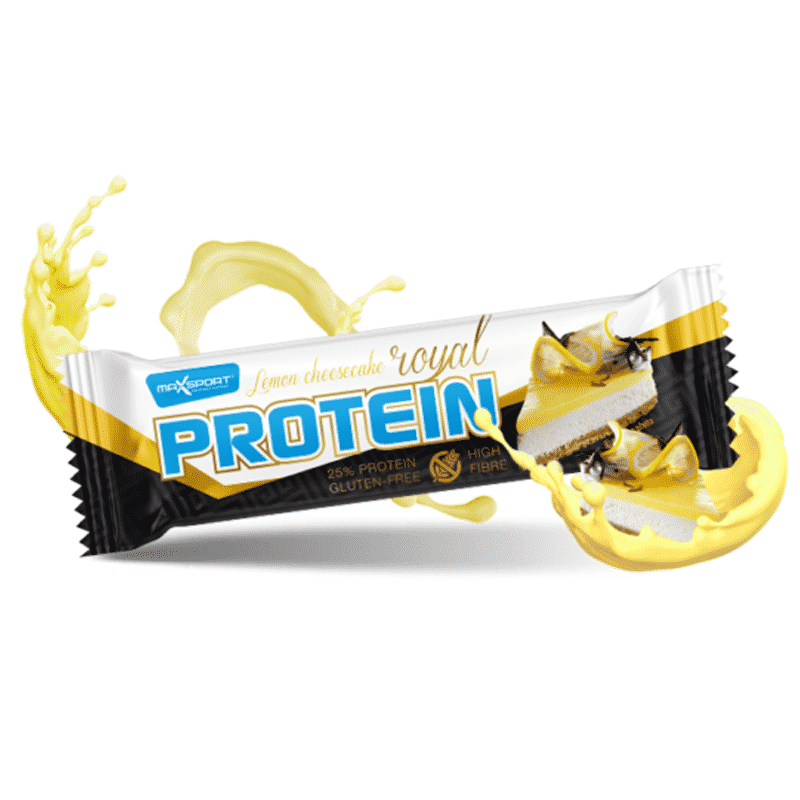 royal protein lemon cheesecake maxsport