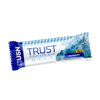 trust protein bar blueberry usn