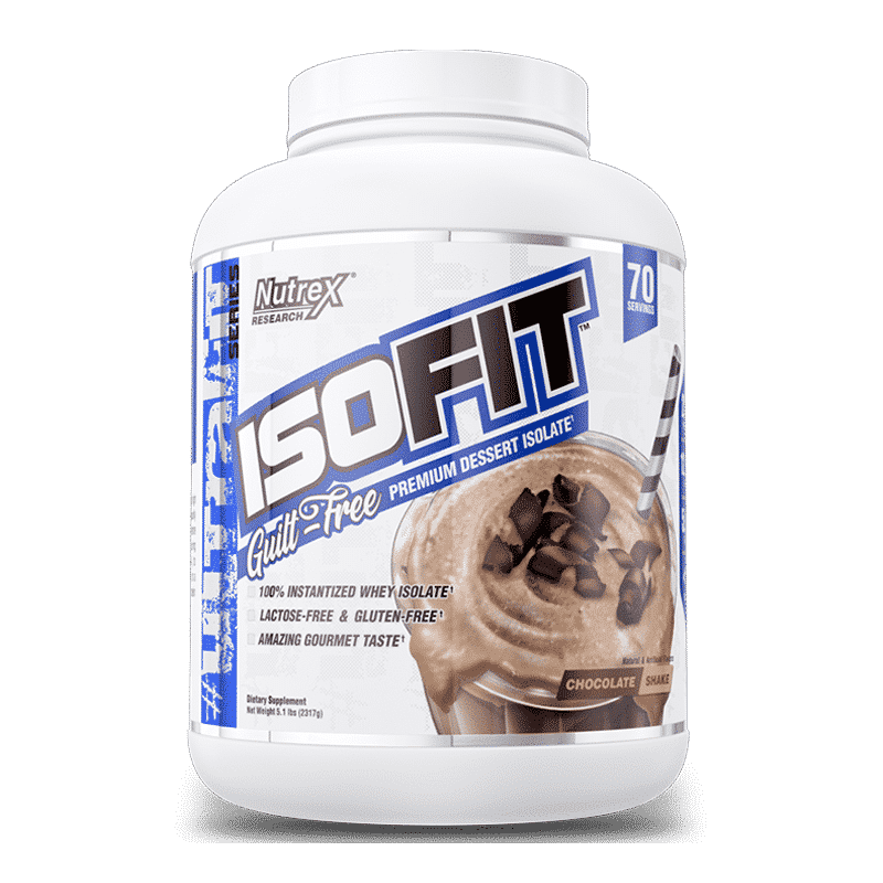 isofit 5,1 libras chocolate shake nutrex