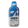 l-carnitine 3000mg amino acid mixed berry gat sport