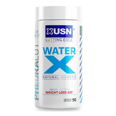 phedracut water x usn
