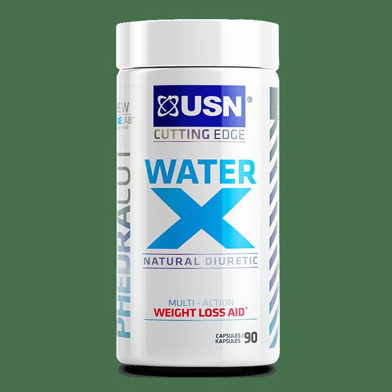 phedracut water x usn