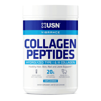 vibrance collagen peptides sin sabor usn