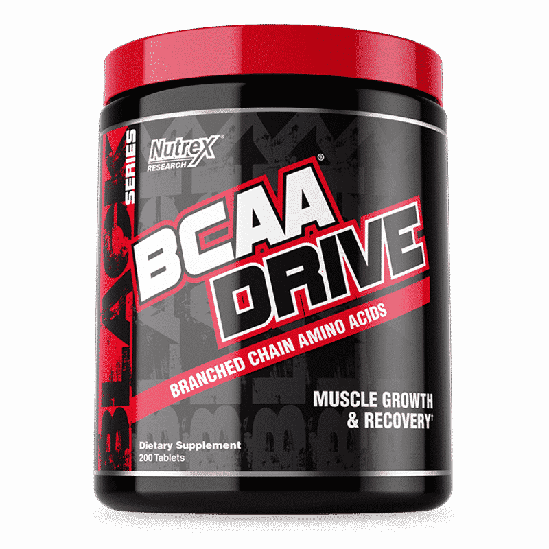 bcaa drive nutrex research
