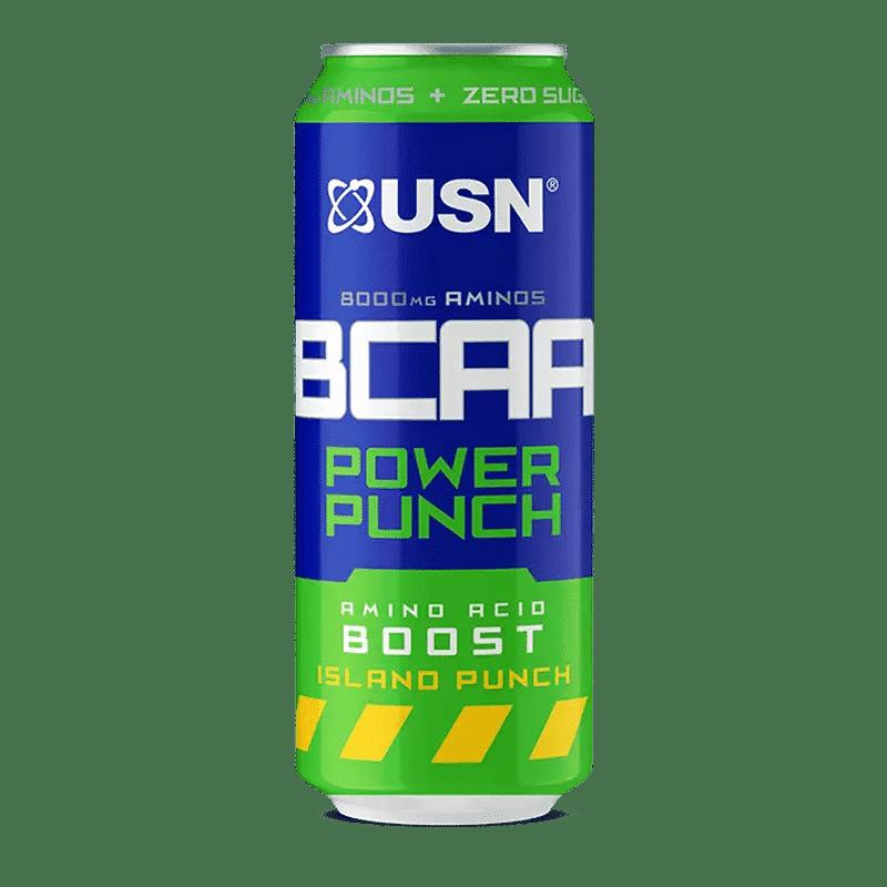 bcaa power punch island punch usn