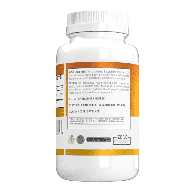 daily vitamin c proven 60 cápsulas ingredientes