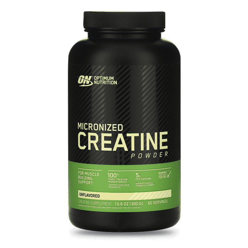 Micronized Creatine de Optimum Nutrition