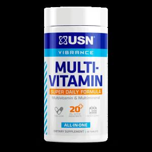 multi-vitamin vibrance usn