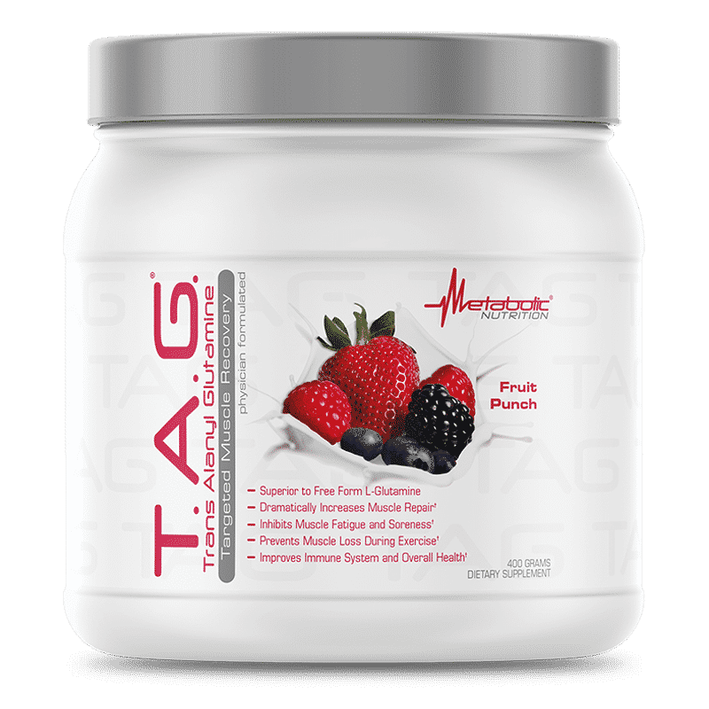 t.a.g. fruit punch metabolic nutrition