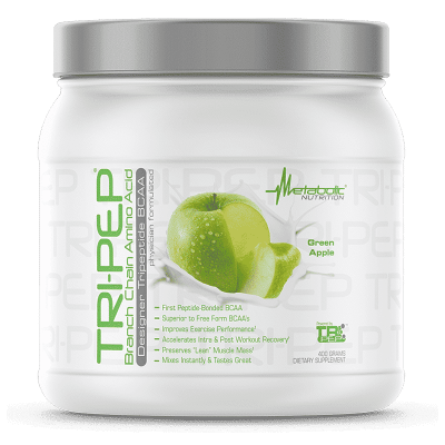tri-pep green apple metabolic nutrition