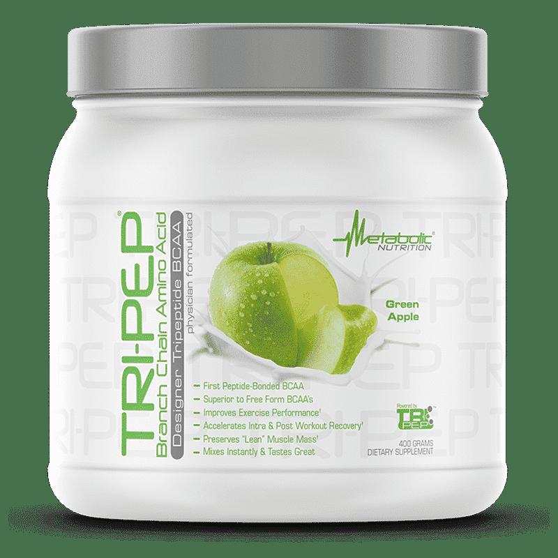 tri-pep green apple metabolic nutrition