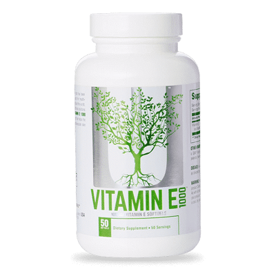 vitamin e 1000 universal 50 cápsulas