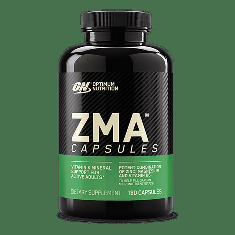 zma capsules 180 capsulas optimum nutrition